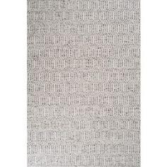 Linie Design - Justin Ull/Viskos/Bomullsmatta, Grey