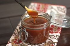 Barefeet In The Kitchen: Homemade Caramel Sauce