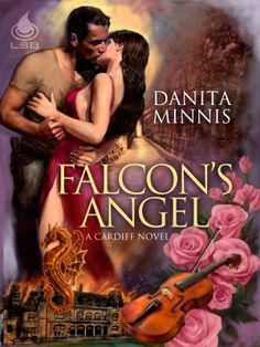 """My debut Falcon's Angel!  Night Owl Review, 4/5 Stars:  """"Falcon's Angel is a beautiful story that spans multiple lifetimes, and shows that true, everlasting love can transcend both time and space. The characters are very strong and brave in their own right, and the blending of the past in with the present story brings everything together in a beautifully cohesive manner. This is a novel that romance lovers will adore."""""""