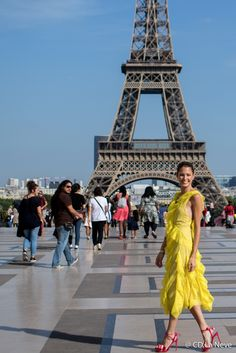 Helena Bordon Haute Couture Street Style Paris Fashion Week Armani AW17