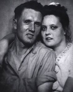 Elvis Presley's Mother and Father