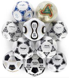 Fifa World Cup Match Balls