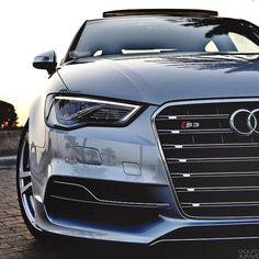 Beautiful Audi S3 Sedan