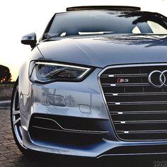 Beautiful #Audi #S3 Sedan.