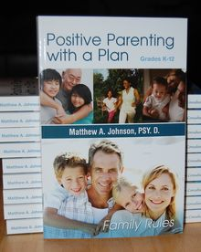 1 - Positive Parenting with a Plan: FAMILY Rules English Edition