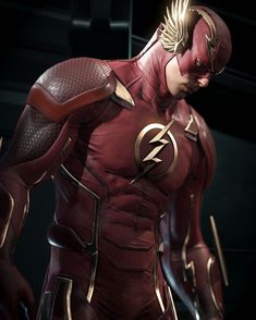 Rate this Flash suit ⚡️Carlos Flash Comics, Dc Comics Heroes, Arte Dc Comics, Dc Comics Characters, Dc Comics Art, Marvel Heroes, Gotham Comics, Dc Universe, Black Panther Marvel
