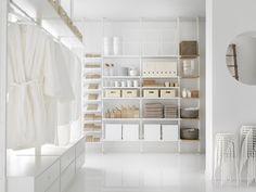 IKEA_ELVARI_4sektioner_hyllor_skohyllor_vit_bambu.jpg (2616×1962)