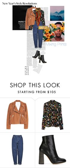"""Mixing Prints"" by serena250 ❤ liked on Polyvore featuring Grace, MANGO, Cacharel, Boutique, Chloé and Liberty"