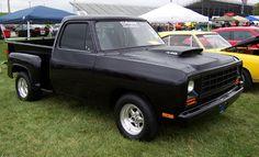 1984 Dodge Stepside Trucks | 1982 Dodge D150 By Rick Eckel
