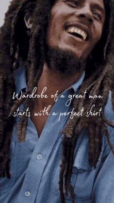 Mens Luxury Shirts, Bob Marley Quotes, Business Casual Men, Shirt Maker, American Presidents, Leonardo Dicaprio, Men's Fashion, Fashion Trends, Sons