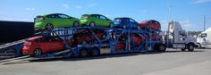 Open Auto Transport | Mackie Transportation Inc.