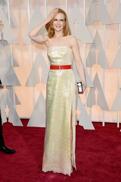 The Very Best Dresses of the Oscars Red Carpet