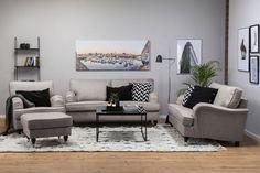 Köp Howard Classic Soffgrupp 3-sits+2-sits - Grå/Brun på Trademax.se! ✔ 400.000 nöjda kunder ✔ Alltid fri frakt & öppet köp ✔ Vårkampanj - Välkommen till Trademax.se!