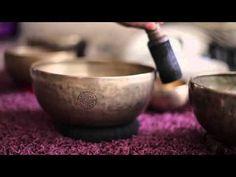 MUSICOTERAPIA: Cuencos Tibetanos | Chakra del Corazon | Nota - FA | Mantra - IAM - YouTube