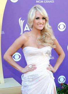 carrie underwood- soft waves