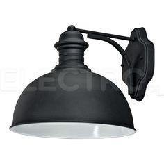 Kinkiet ogrodowy ANS-LIGHTING Notek 0216M-WD - Electro
