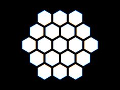 David Whyte's background in physics greatly enhanced his understanding of motion and geometry; soon he was making some of the most popular geometric GIFs.