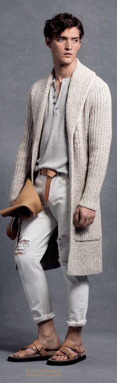 Spring 2016 Menswear Michael Kors Collection jetzt neu! ->. . . . . der Blog für den Gentleman.viele interessante Beiträge  - www.thegentlemanclub.de/blog