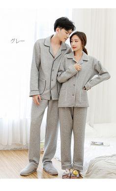 Matching Couple Outfits, Matching Couples, Cute Couples, Kpop Fashion Outfits, Edgy Outfits, Cute Outfits, Cozy Pajamas, Pyjamas, Mens Night Suit