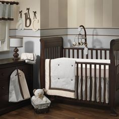 Lambs & Ivy® Park Avenue Crib Bedding Collection - Bed Bath & Beyond