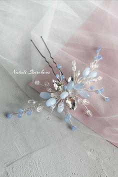 Tutorial, Wedding Accessories, Headpiece, Facebook, Beads, Handmade, Color, Headpieces, Head Bands