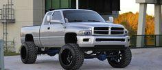Convert your Gen Dodge ram Truck bumper to a Gen Dodge ram bumper. Dodge Trucks Lifted, Cummins Diesel Trucks, Ram Cummins, Dodge Diesel, Lowered Trucks, Toyota Trucks, Chevy Trucks, Pickup Trucks, Future Trucks