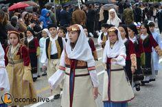 Η παρέλαση της 25ης Μαρτίου στη Σπάρτη | Laconialive.gr - Η ενημερωτική ιστοσελίδα της Λακωνίας, Νέα και ειδήσεις Sari, Fashion, Saree, Moda, La Mode, Fasion, Fashion Models, Saris, Trendy Fashion