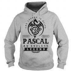Details Product PASCAL T shirt - TEAM PASCAL, LIFETIME MEMBER