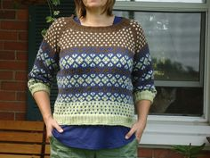 Ravelry: Project Gallery for Sommer i Tokyo / Summer In Tokyo pattern by Marianne Isager