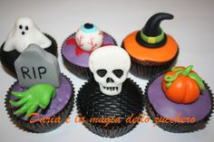 #Halloween cupcakes #Cupcakes Halloween #Halloween