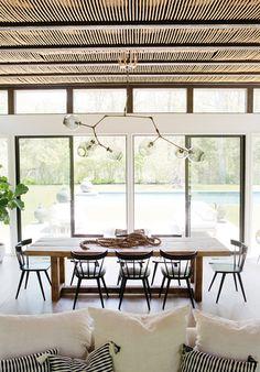 modern dining room / sfgirlbybay