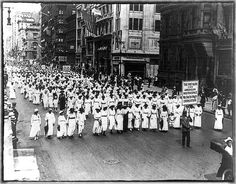 First Massive African American Protest in American History - July 28, 1917 - New York City Silent Protest Parade against the East St. Louis Riots | Flickr - Photo Sharing!