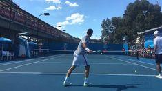 Roger Federer - Forehands in Slow Motion (2016) [720p]
