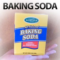 6 Unusual Uses for Baking Soda