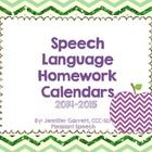 Winter Calendar Activities For Articulation  Speech Fluency