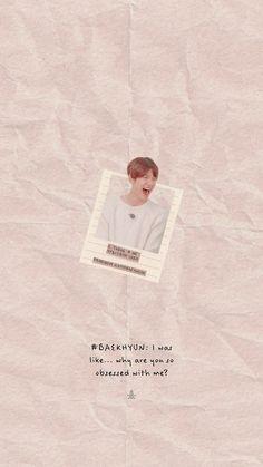 baekhyun and mariah carey. Kpop Iphone Wallpaper, Baekhyun Wallpaper, Big And Rich, Obsessed With Me, Park Shin Hye, Exo Members, Mariah Carey, Lock Screen Wallpaper, Kyungsoo