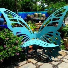 Butterfly chair!!