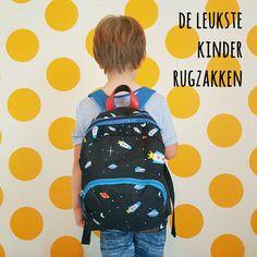 De leukste rugzakken voor kinderen #leukmetkids #kinderrugzakken