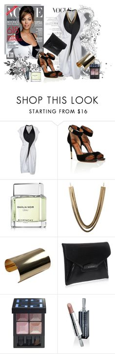 """Beyonce in Givenchy for Vogue"" by luciana-dr ❤ liked on Polyvore featuring Givenchy, Club Manhattan and Bardot"