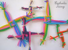 Image result for st brigid's cross art and crafts