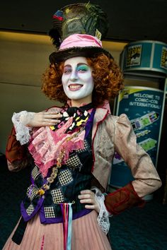 mad hatter cosplay - Google Search