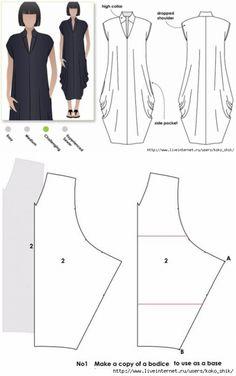 Kleider Formen - boho fashion - - Kleider Formen – boho fashion – Source by nahentro - Dress Sewing Patterns, Clothing Patterns, Skirt Patterns, Pattern Sewing, Pattern Drafting, Blouse Patterns, Fashion Sewing, Boho Fashion, Fashion Beauty