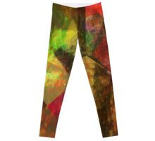 Jewels Digital art by mimulux patricia no Leggings
