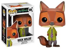Pop! Disney: Zootopia - Nick Wilde