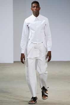Walter Van Beirendonck Spring 2015 Menswear Fashion Show