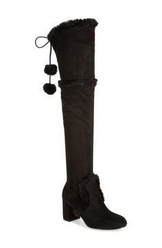 71cd20f58ca Charles By Charles David Odom Over The Knee Boot