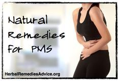 This article is about natural PMS remedies. We'll also look a what does PMS mean?, PMS symptoms, PMS medication and a holistic view on the causes of PMS. I'll end by discussing various home remedies for PMS and herbal remedies for PMS.