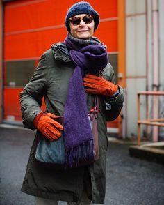 thesartorialist The wonderfully colorful Renata Molho, Milan, March 2016