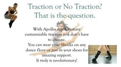 Traction or No Traction?  Have it Your Way!  We Have Both Options Available!