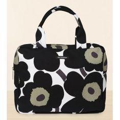 Esteri - Marimekko fabric bags with pattern